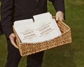 Printable Wedding Program - Wedding Program Template - Instant Download Wedding Program - Wedding Program PDF - Art Deco - Great Gatsby
