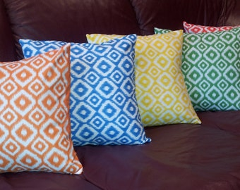 Pillow Covers, Modern Accent, 16 x 16 Pillow Covers, Home and Living, Home Decor, Sofa Pillows, Bed Pillows
