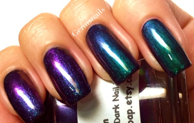 Nail Polish Multichrome Chameleon Chrome