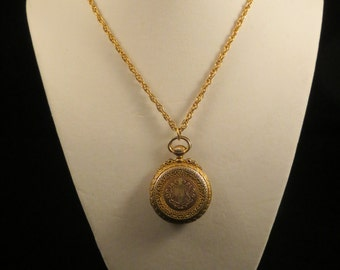 The Time Traveler Necklace