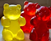 Large Gummy Bear Soap - Soap for Kids - Childrens Bath - Candy Soap