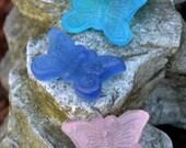 Butterfly Vegan Soap Set - Spring Soap