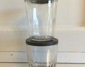 Vintage Ball Glass Canning Jelly Jars