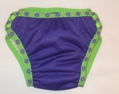 Purple pocket Training pants