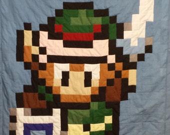 Zelda/Link Quilt
