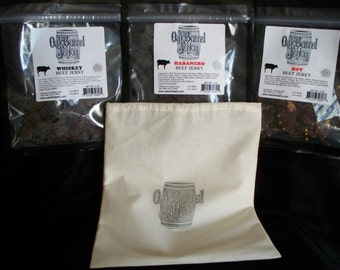 3 pack with grub sack for Valentine's Day