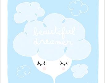 Beautiful Dreamer - Fine Art Print