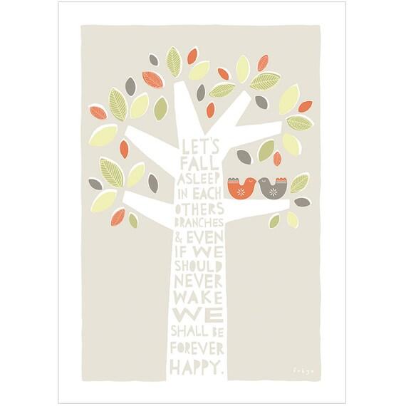 Branches - Fine Art Print