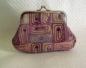 Coin Purse - Change purse - Purple Change Purse - Purple Coin Purse