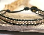 mens bracelet feldspar custom for cslatham