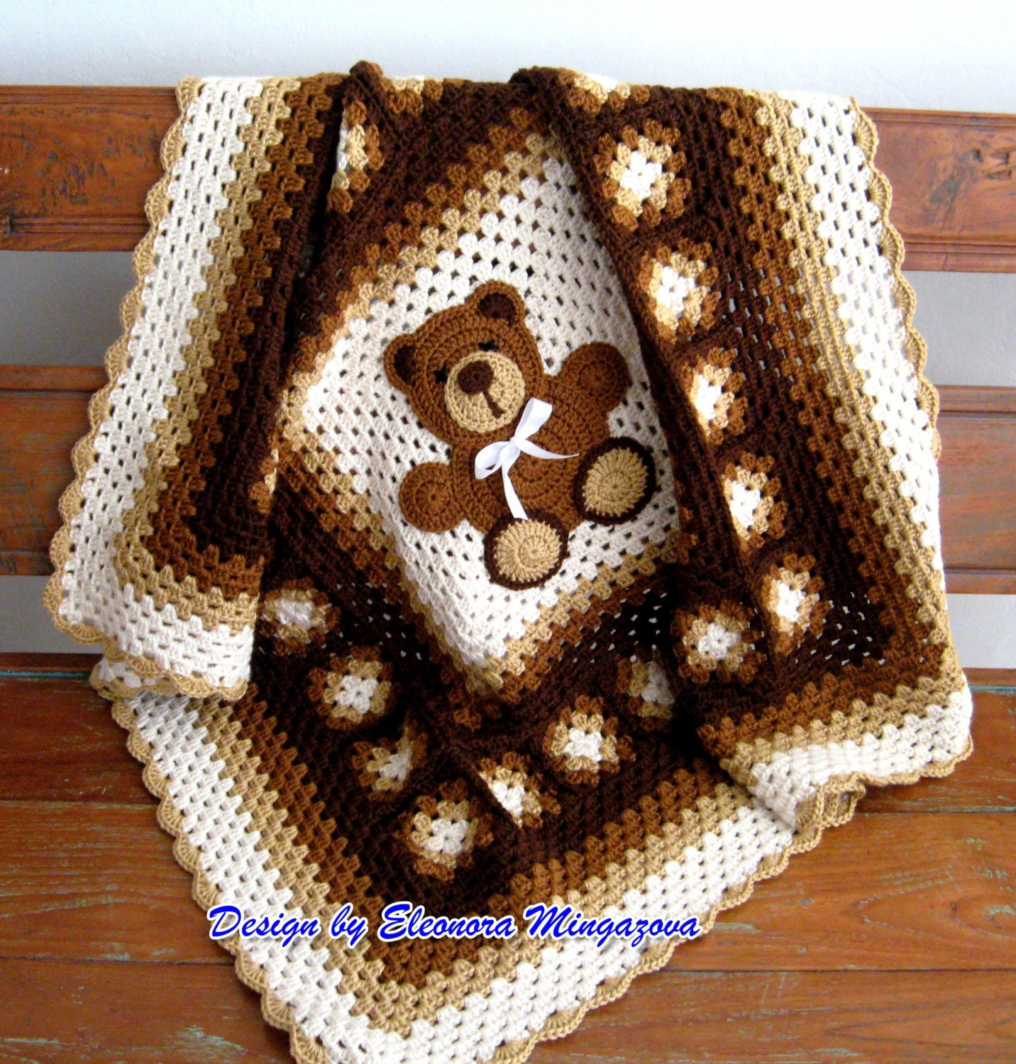 Pdf adorable crochet pattern to make your own crochet teddy bear pdf adorable crochet pattern to make your own crochet teddy bear blanket afghan throw bankloansurffo Choice Image