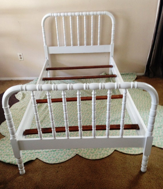 Antique Jenny Lind Twin Bed Sold Reserved For Sam Payment