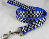6 Foot Custom Ribbon Leash