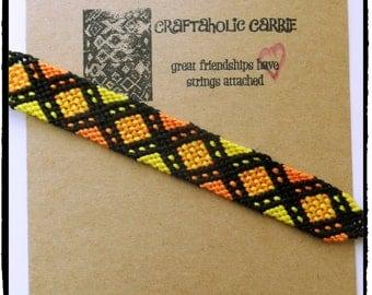Woven Friendship Bracelet #38208