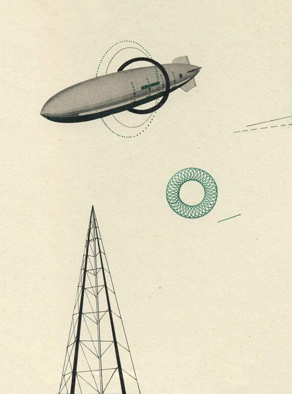 Zeppelin III - Print