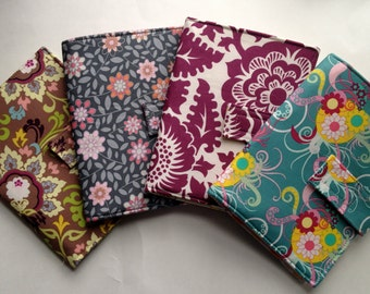 Cover for Weight Watchers 12 Week Journal and Pocket Guide *CHOOSE YOUR FABRIC*