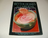 Vintage Better Homes and Gardens November 1933 - Lickin Good Frosting Cover, Retro 1930s Collectible, Art, Vintage Ads, Paper Ephemera