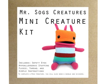 Mini Creature Kit - Jaine