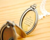 Grandma Quote Locket - My greatest blessings call me grandma - Mother's Day, Gift for Mom, Photo Locket, Grandma gift, pregnancy reveal