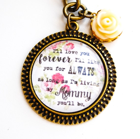 I Ll Love You Forever Quote: I'll Love You Forever I'll Like You For Always