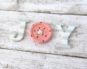 JOY word for dollhouse in 1:12 scale