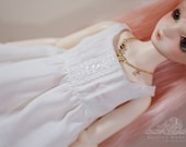 White ~mist~ set for Mini Super Dollfie Volks Luts MSD abjd KDF Soom bluefairy SDC