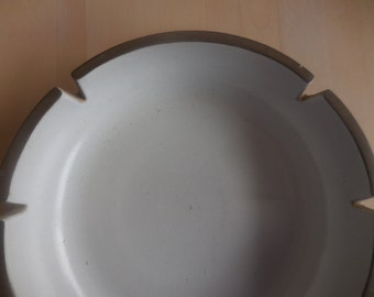 8.5 inch in diameter LARGE HEATH Ashtray
