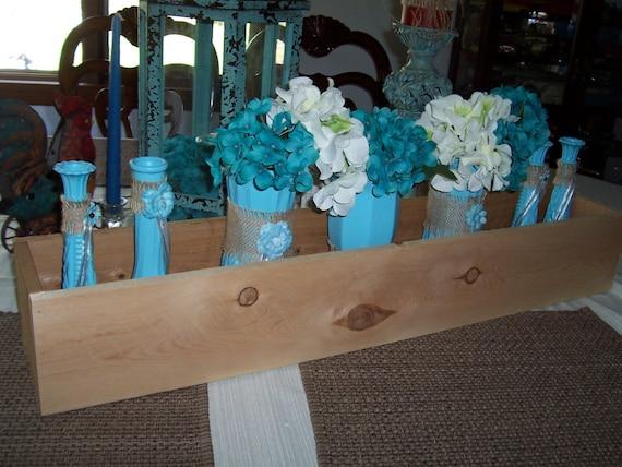 6 SMORES BAR 36 In Planter Boxes Rustic Wedding By Primitivearts