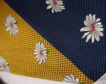 Vintage Ted Baker of London Daisy Flower Tie