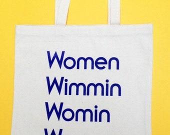 WWWW bag