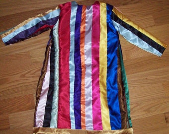 Josephs Coat of MANY Colors Custom Made Each is one of a kind Child's size NEW