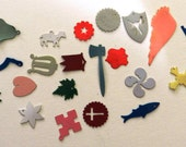 Celluloid charms