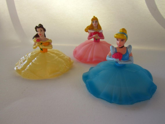 Disney Princess Cake Decoration Kit : Disney Princess Birthday Party Cake Toppers Birthday Wikii