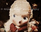 Creepy Baby Doll 2015 Series Part Four 8X10 Print, Mat, Back and Bag