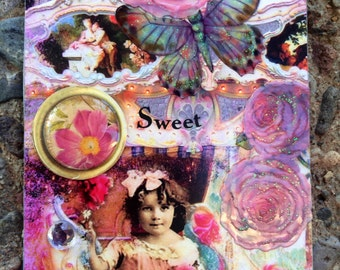 A Day At The Fair The Happiest ACEO In The World