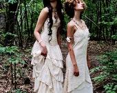 Fancy Goddess gown