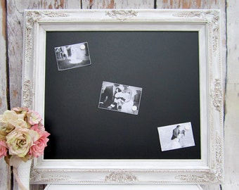 Decorative Framed Chalkboard Wedding Decor Signs Magnetic Furniture Any Color French Provincial Country 31