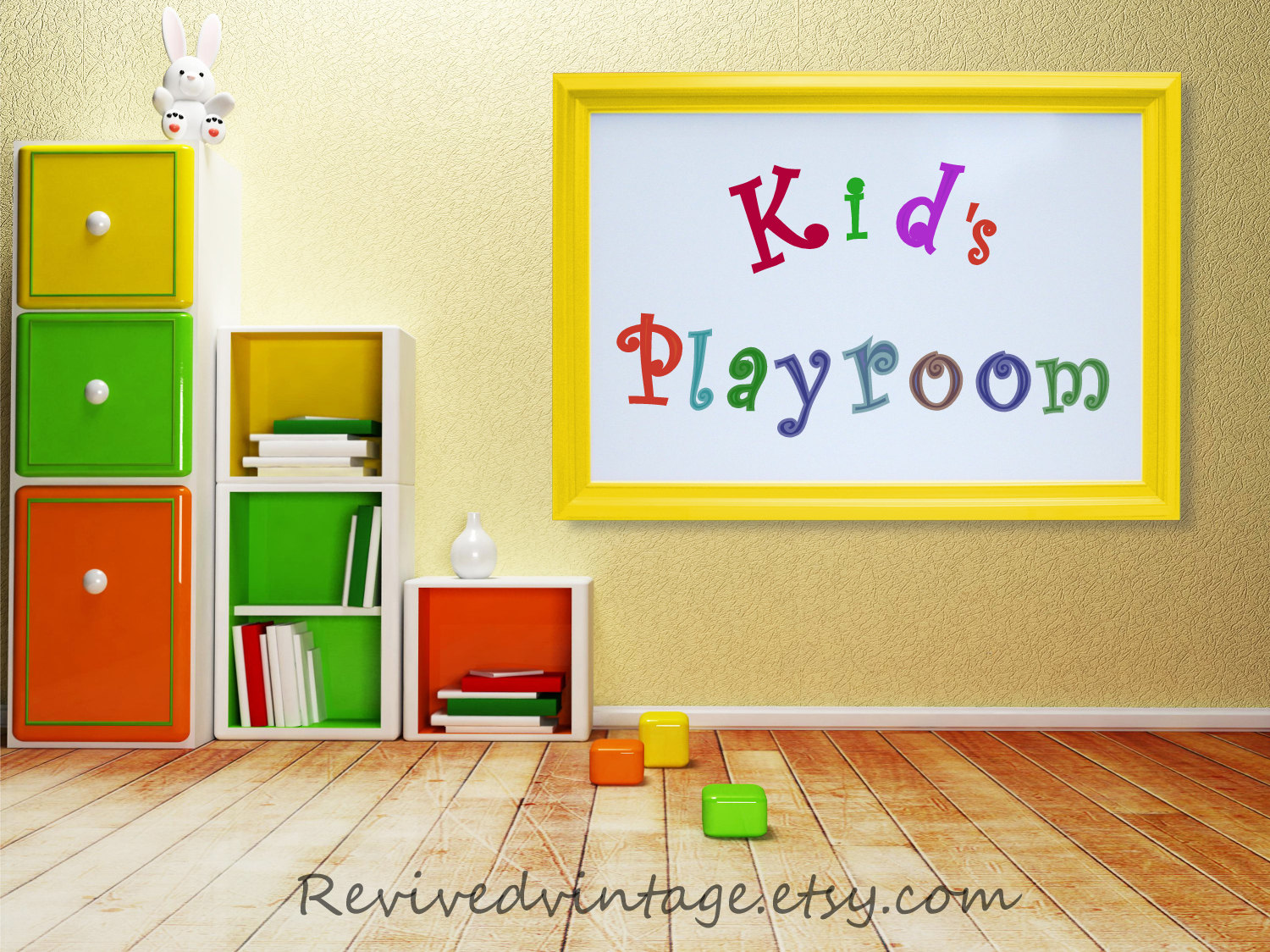 kids playroom decoration wall art decor large whiteboard. Black Bedroom Furniture Sets. Home Design Ideas