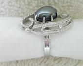 New Vintage Sarah Coventry Ebb Tide Ring