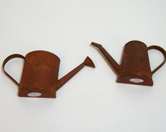 Rusty Watering Can Etsy