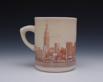Empire State Building Mug