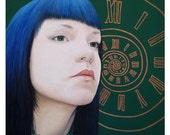 True Beauty - Dana McCool  -  By Toronto Portrait Artist Malinda Prud'homme