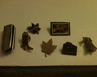 Random pin lot