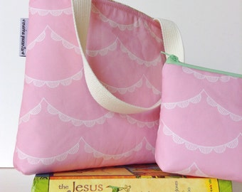 kid bible combo set -- lace buntings