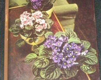 1978  Time Life Books Encyclopedia of Gardening  Flowering House Plants  hardcover