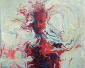Red Witch, 2015 Fine Art Gicle Print