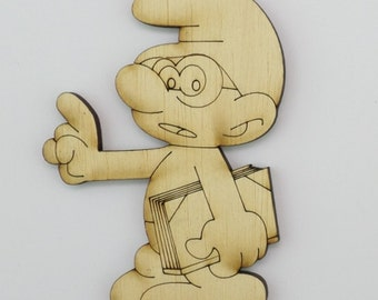 Brainy Smurf - BAP025