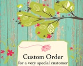 Custom Listing for Kristen Thorkelson