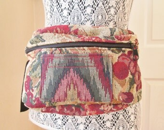 Tapestry Fanny Pack