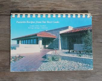 California Community Cookbook 1980s